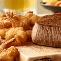 outback steakhouse steak and shrimp