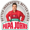 papa johns new logo