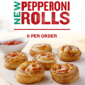 papa johns pepperoni rolls