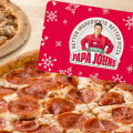 papa johns pizza and gift card