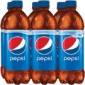pepsi 6 pack bottles