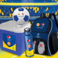pepsi soccer gear