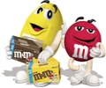 personalized m and m