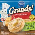 pillsbury buttermilk grands biscuits