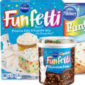 pillsbury funfetti baking mix