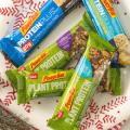 powerbar plant protein bars