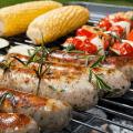 premio sausage grill