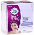 puffs fresh faces