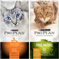 purina pro plan for cats