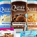 quest cheatclean products
