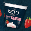 ratio keto dairy snack