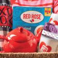 red rose valentines day bundle