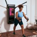reign x tonal home gym