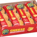 ritz sandwich crackers