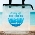 rubios resuable lunch tote bag