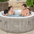 saluspa inflatable hot tub spa