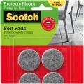 scotch felt pads