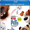 secret life of pets blu ray