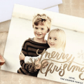 snapfish christmas greeting card