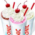 sonic ice cream shakes