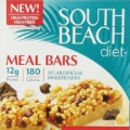 south beach diet meal bars