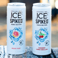 sparkling ice spiked drinks