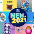 spin master toys 2021