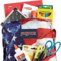 staples backpack