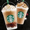 starbucks frappuccinos
