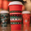 starbucks holiday resuable cup