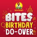 sunmaid birthday bites