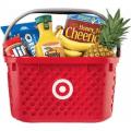 target grocery basket