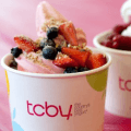 tcby fozen yogurt
