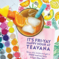 teavana summer happy hour