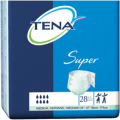tena super briefs