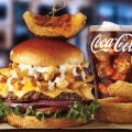 tgi fridays burger