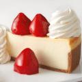 the cheesecake factory strawberry cheesecake