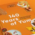 thomas 140 years of yum cookbook