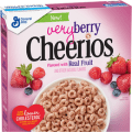 very berry cheerios