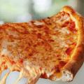 villa italian kitchen cheese pizza