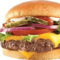 wendys daves single burger