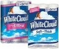 white cloud toilet paper