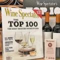 wine spetator magazine
