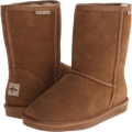 womans cozy boots