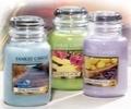 yankee candle jars