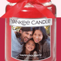 yankee candle label