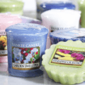yankee candle tart wax melts and samplers votive candles