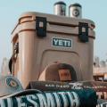 yeti cooler with swag