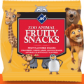 zoo animal fruity snacks